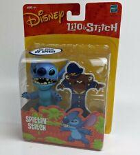 2002 Hasbro DISNEY LILO & STITCH SPITTIN' STITCH Action Figure NEW Water