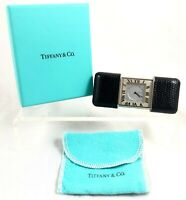 BOXED TIFFANY & CO SWISS ATLAS TRAVEL WATCH