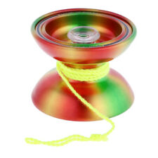 Professional YoYo Aluminum Alloy String Trick Yo-Yo Ball KK Bearing Toy Gift