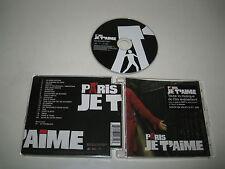 PARIS JE T'AIME/SOUNDTRACK/MARIE SABBAH(POLYDOR/984 071-0)CD ALBUM