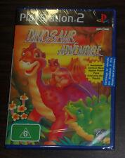 PS2. Dinosaur Adventure (PAL AUS/EUR). New old stock / Shrinkwrapped