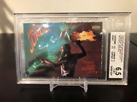 1994 Upper Deck Nintendo Michael Jordan Chaos In The Windy City Card, BGS 6.5