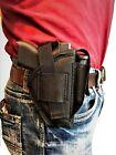 Nylon Gun Hip Side Holster For SpringField XD Subcompact  XD-9,XD-40