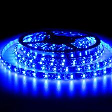 SUPERNIGHT® 5M 3528/5050 SMD 300/150 LEDs Strip Light Black PCB IP65 Waterproof