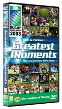 Rugby World Cup: 2003 - Greatest Moments - Fast and Furious DVD (2004) cert E