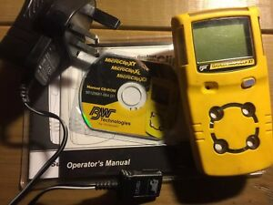 Bw Gas Monitor & Charger
