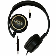 Turtle Beach Ear Force M3 Gold Mobile Gaming Headset 3DS PS Vita PC (NEW)