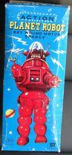 RobbieThe Robot ClockworkToy Walking Sparky 1970's