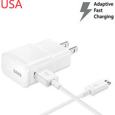 For Samsung Galaxy Note 5 S6 & S6 Edge Adaptive Fast Rapid Home Wall Charger