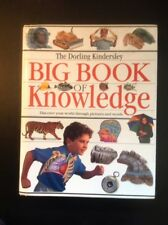 The DK Big Book of Knowledge (1994, Hardcover)