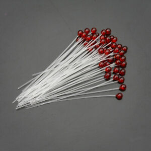 Crab And Shrimp Eyes Fly Tying Materials Dark Red 50Pcs Per Pack