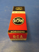 Vintage RCA 6AN8 A VACUUM TUBE Dynaco Heathkit Preamp Amp NEW/OLD STOCK TESTS OK