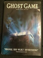 Ghost Game DVD