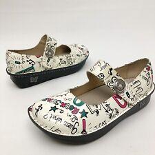 @ Alegria Paloma PAL-354S Mary Janes Women's Sz 9 EU39 Mary Jane Shoes Platform