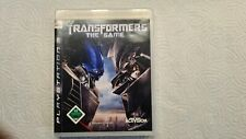 Transformers: The Game (Sony PlayStation 3) PS3 Spiel  - SEHR GUT