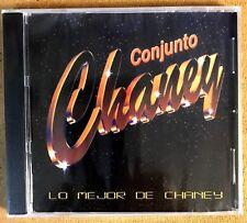 CONJUNTO CHANEY - EXITOS - CD / EDDIE SANTIAGO Y WILLIE GONZALEZ
