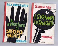 sir a.conan doyle - i signori di renegade-avventure sherlock holmes-2 libri 6 eu
