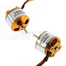 A2212 1000Kv Brushless Outrunner Motor For Plane Model Helicopter Fixed Wing US