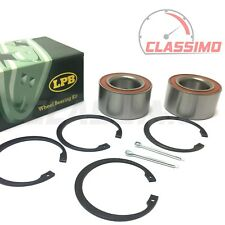 Front Wheel Bearing Kit Pair for VAUXHALL ASTRA Mk 2 & CAVALIER Mk 2 - 1981-1991
