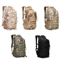 1000D Oxford Cloth All'Aperto Backpack 3D Sport Zaino Da Viaggio Trekking Z D6I2