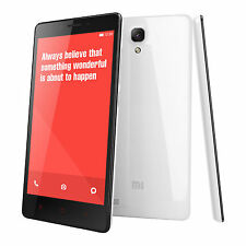 Xiaomi Redmi Note Prime 2GB 16GB OPEN BOX* 3 Months Manuf. Warranty - White - 4G