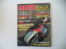 MOTO STORICHE E D'EPOCA 9/1996 NSU MAX/ARIEL LEADER/MONDIAL 175/MULLER 250