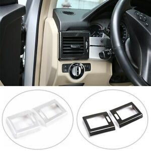 Car Side Air Conditioning Outlet Vent Frame For Benz GLK Class X204 2008-2012