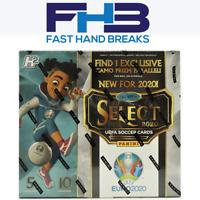 2020 PANINI SOCCER UEFA SELECT HYBRID HOBBY 1 BOX BREAK - RANDOM TEAMS - FHB008