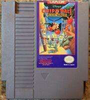 Chip 'n Dale Rescue Rangers NES Capcom Nintendo Entertainment Cartridge Only