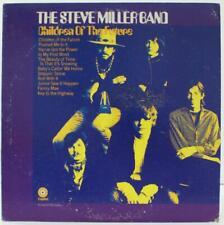 THE STEVE MILLER BAND - CHILDREN OF THE FUTURE - ROCK VINYL LP