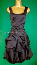 Monsoon Party Patternless Sleeveless Dresses for Women