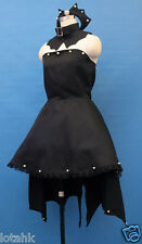 Chobits Freya Black Dress Cosplay Costume Custom Made