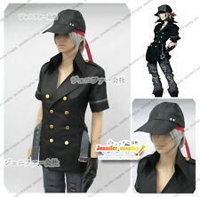 It is a wonderful world Sho Minamimoto Cosplay Costume + Hat + Gloves