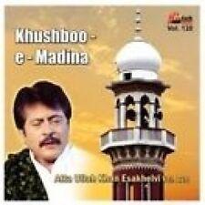 ATTAULLAH ESAKHELVI KHAN - KHUSHBOO-E-MADINA - VOL 120 CD