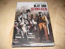 Sang et silence # 3-CORTEGGIANI, MITTON, males-Neuf Schreiber & lecteur