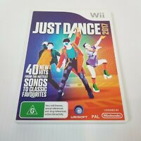 JUST DANCE 2017 (Nintendo Wii) PAL Video Game - Complete