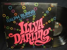 "Ralph Burns and His Orchestra ""Illva Darling"" LP"