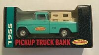 ERTL Replica 1955 Chevy Cameo Pickup Truck Bank 1/25 Scale - Free Shipping