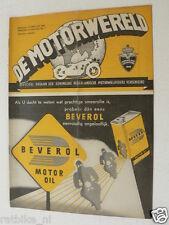 DMW 1947-07,M M SPORT 250CC,PARILLA SPORT,MORINI 125CC,SCOOTER VESPA,MOTO-SCOOT,