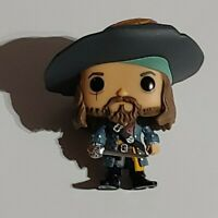Funko Pop! Pirates of the Caribbean Barbossa Figure - Loose out of box