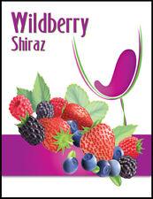 Island Mist Wildberry Shiraz Wine Labels - 30