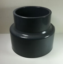 "Spears 829-585 PVC Schedule 80 Reducer Coupling 8"" x 6"""