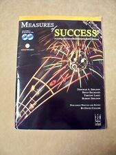 Measure Of Success Bb Clarinet Book 2 Cd Included *Brand New*