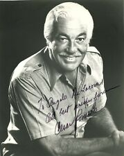 Handsome CESAR ROMERO Signed Photo