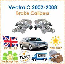 For Vauxhall Vectra C 2002-2008 Rear Driver & Passenger Side Brake Calipers New