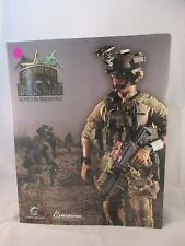 1/6 Crazy Dummy Action Figure - U.S. Army SAW Gunner in Afghanistan NIB 78004