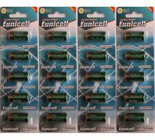 20 X Eunicell 4LR44, 476A, PX28, 4G13,L1325, A544, 6v Battery Zero Mercury Added