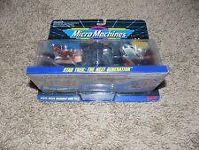 1993 Star Trek The Next Generation Space Micro Machines Borg Ship