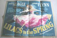 Filmplakat,Plakat, LILACS IN THE SPRING,ANNA NEAGLE,ERROL FLYNN #105