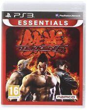 Tekken 6 Essentials Sony PlayStation 3 Ps3 UK PAL